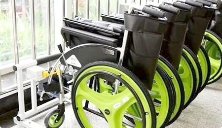 Sharing wheelchair