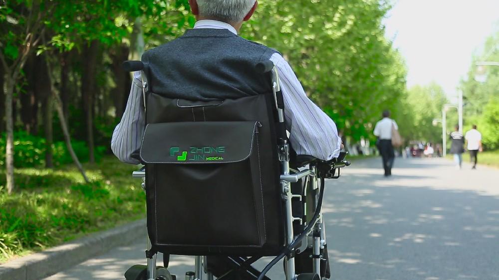 轮椅宣传视频